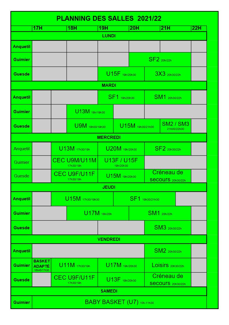 Planning des entraînements 2021-22.xls