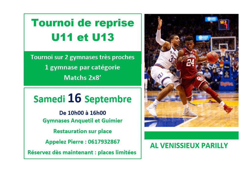 affiche tournoi u11 u13 2017