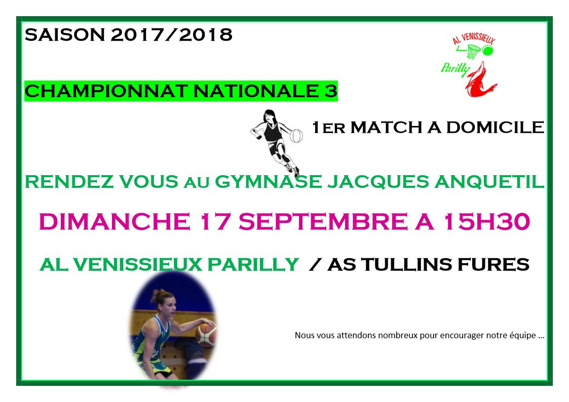 1er match sf1
