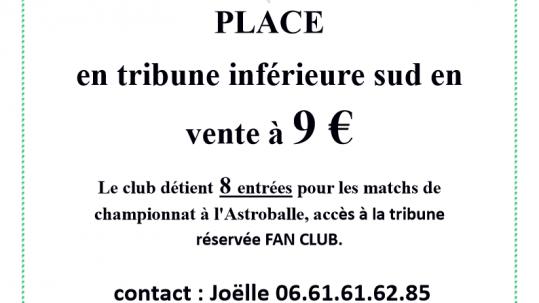 AFFICHE FAN CLUB 2017