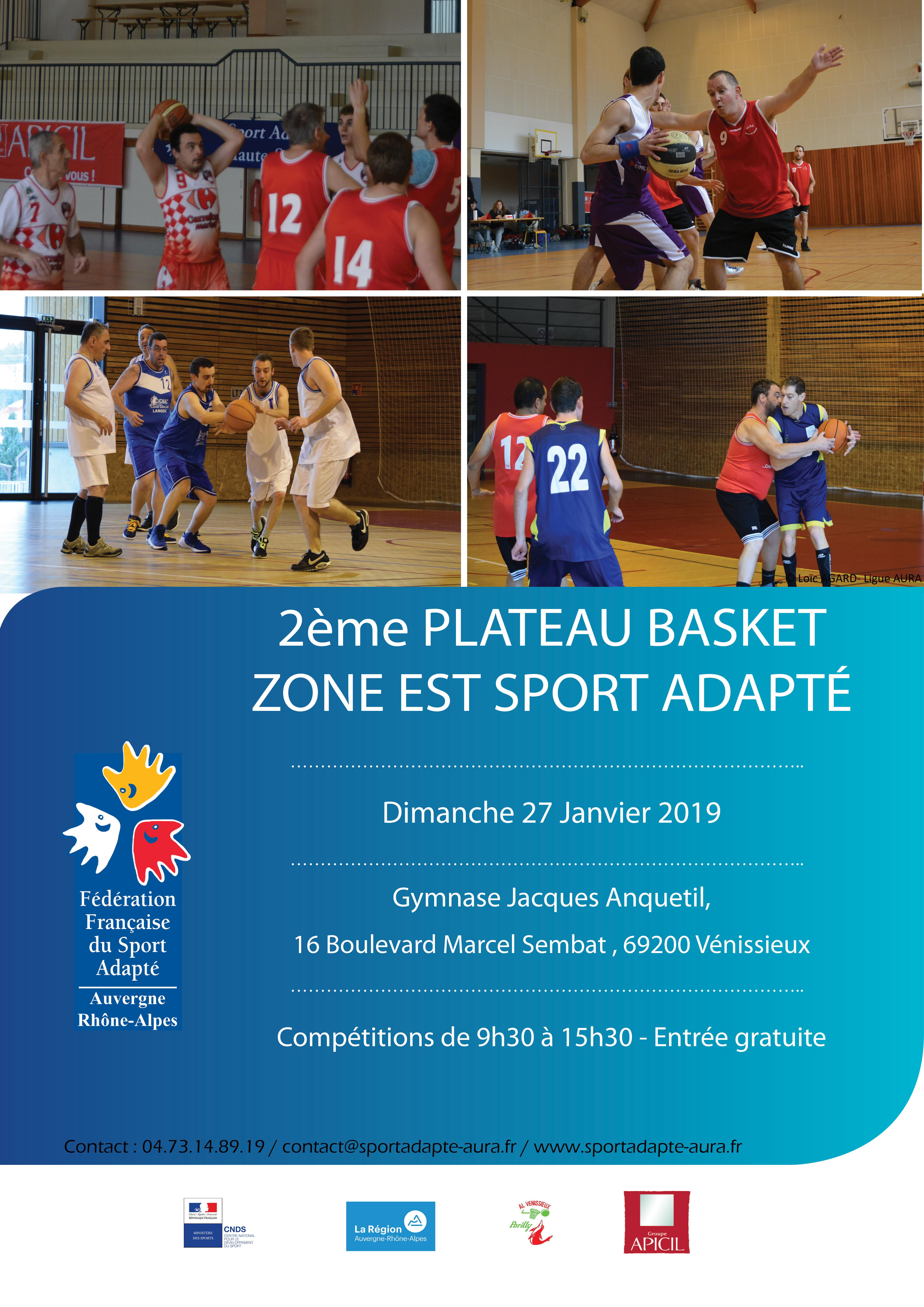 sport adapté 2019