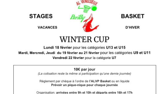 stage hiver -1