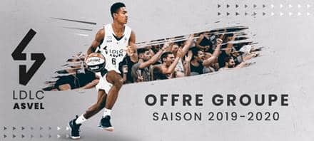 offre groupe ASVEL