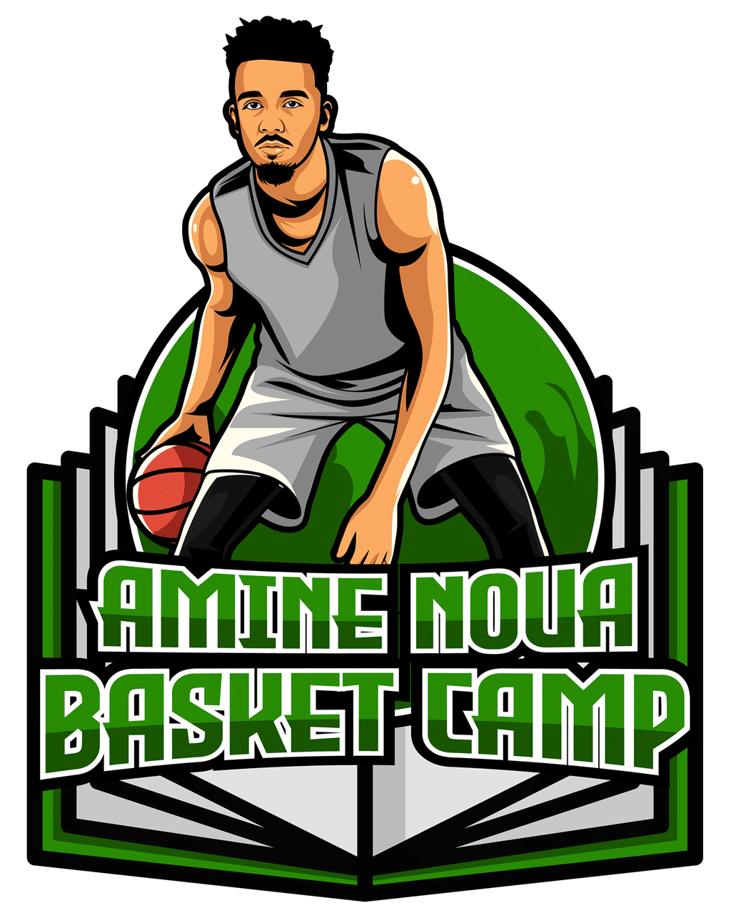 Amine Noua Basket Camp