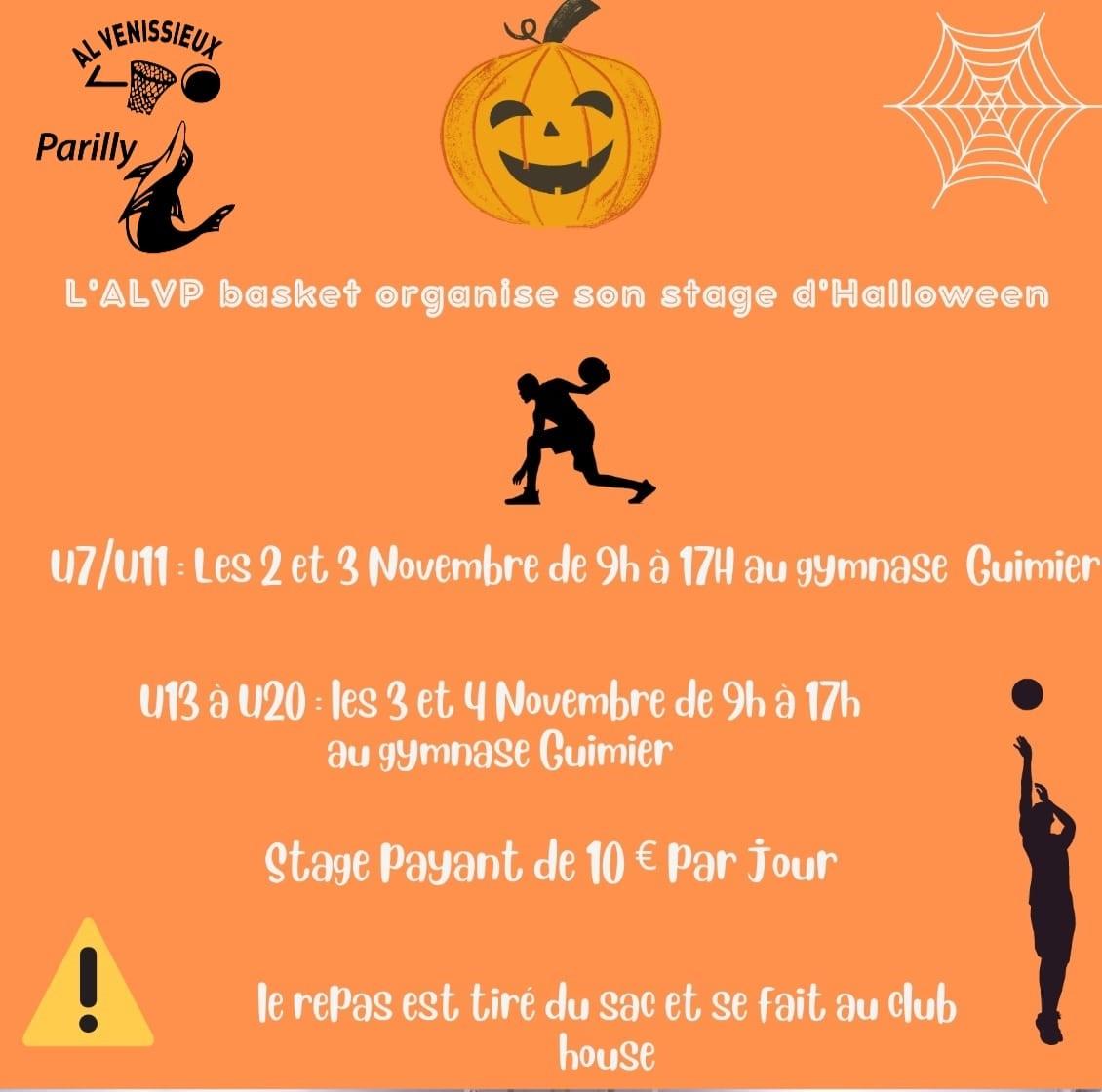 Stage Halloween 2021